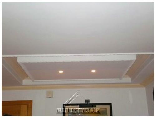 Yesos escayolas pladur colocaci n mayatex alisado for Terminaciones de techos interiores