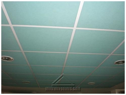 El constructor ama a su casa placas de escayola para techos for Techo desmontable escayola